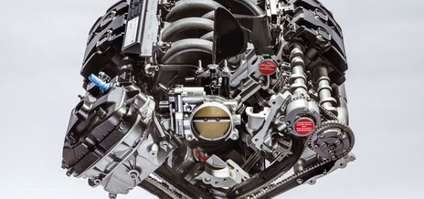 2016 Ford Mustang Shelby GT350R - Engine