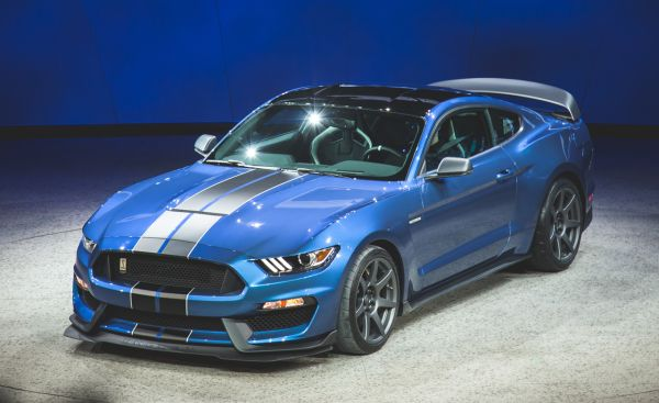 2016 Ford Mustang Shelby GT350R - FI
