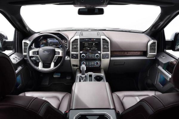 2018 Ford Ranger - Interior