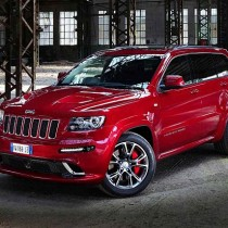 2017 Jeep Grand Cherokee Trackhawk - FI