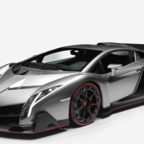 Lamborghini Veneno 2017 - Front