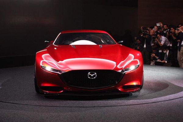 Mazda RX-Vision Concept - FI