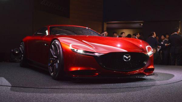 2017 Mazda RX-Vision Concept