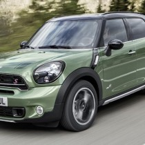 Mini Cooper Clubman 2015 - side front