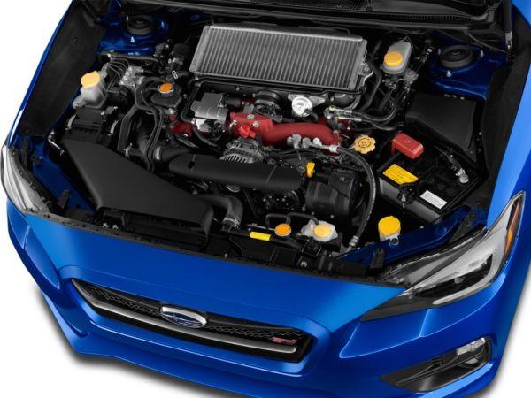 Subaru Wrx 2017 Engine